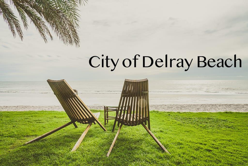 City Of Delray Beach template